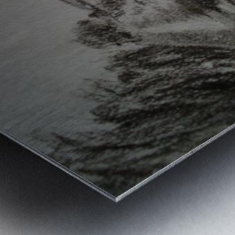An English Lane Metal print