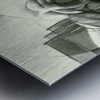 Schiedam 26-08-16 Metal print