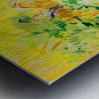 Art202 Metal print