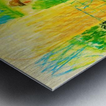 Art201 Metal print