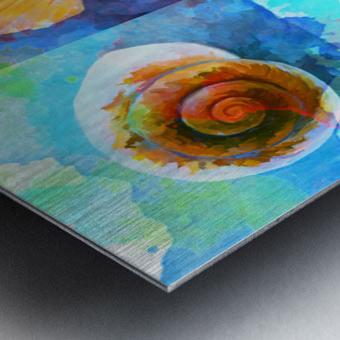 Art207 Impression metal
