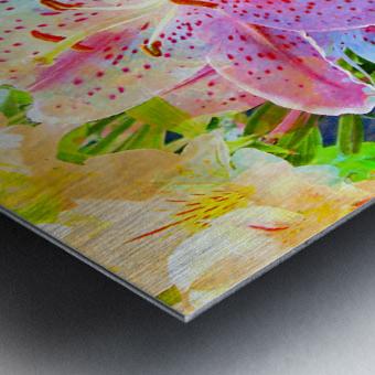 Art212 Impression metal
