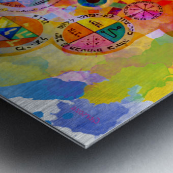 Art227 Metal print
