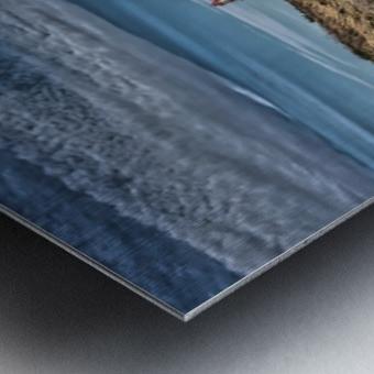 Low Point Lighthouse - Nova Scotia Metal print