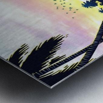 Riverside Maidens Metal print