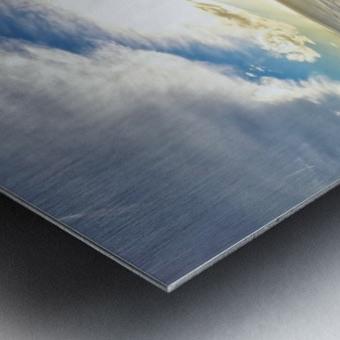 Highway 1  Metal print