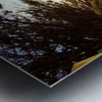 Montara Metal print