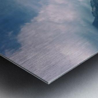 ART  jet   Clouds 1 Metal print