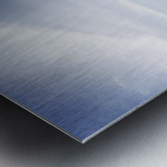 Scania sky Metal print