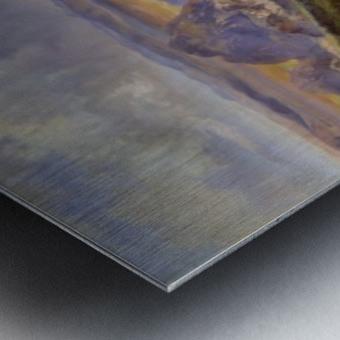 Valley of Cuernavaca Metal print