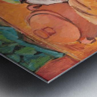 G116 NATURA STATICA CU STERGAR 50X60 ULEI PE CARTON 4000 Metal print