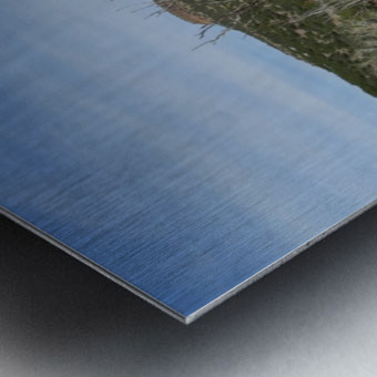 Jemez Mountains VP16 Metal print