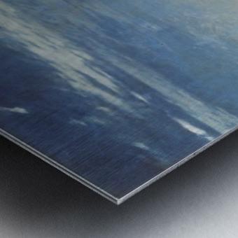 Rast in der Araba Metal print