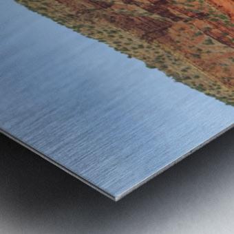 Jemez Mountains VP20 Metal print