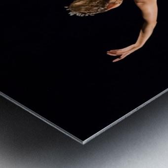 Ballerina 1 Metal print