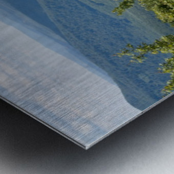 River Valley Metal print
