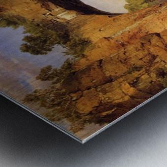 The Natural Bridge, Virginia Metal print