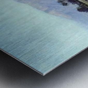A distant island Metal print