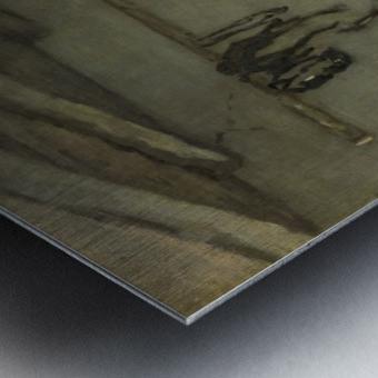 Stalinterieur Metal print