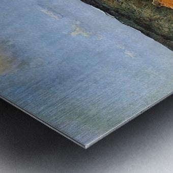 Kennemer land Metal print