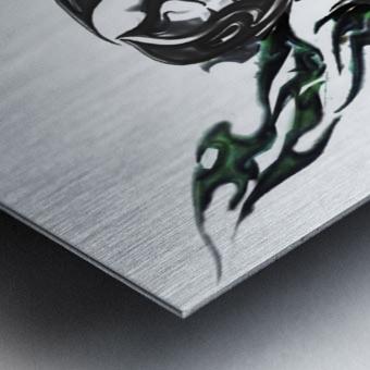 TribaVJO LADY Metal print