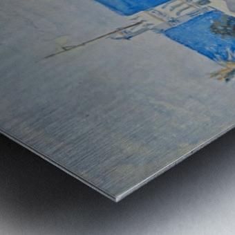 Algiers, Algeria Metal print