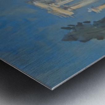 Paestum, Italy Metal print