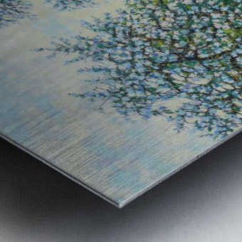 Belakvet Metal print