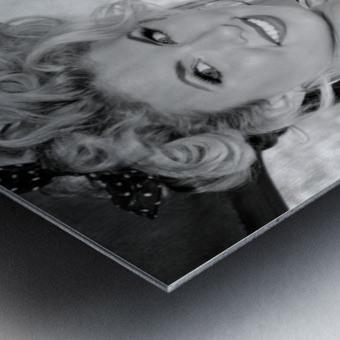 ©Lou Freeman Dark Glamour & Beauty Black & White    77 Impression metal