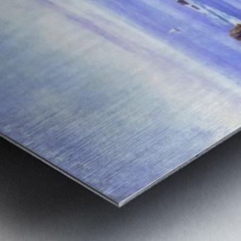 Porth Gwarra Metal print
