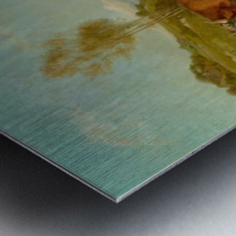 Schweizer Kunst Metal print