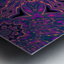 Psychedelic Jasmine 3 Metal print
