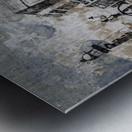 Mi Habana Metal print