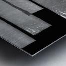 in squares Metal print