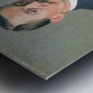 Self-Portrait by Felix Vallotton Metal print