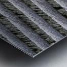 Weir steps Metal print