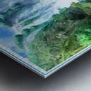 ART   water falls   baal shem tov 1 Metal print