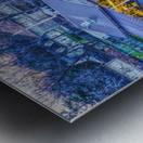 Lonoke, AR   Jackrabbit Dairy Bar  Metal print