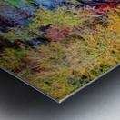 Leoma, TN | Wilburn Grist Mill Metal print