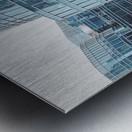Landmark Metal print