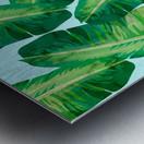Tropical and exotic pattern II Metal print