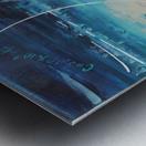 Mise à Nue Metal print