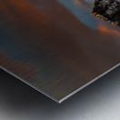 CanmoreSunrise Metal print