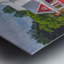 Lawrenceburg, TN | The Garrett House Metal print