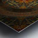 Tibetan Window Metal print