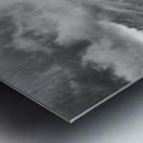 Winter Landscape V Metal print