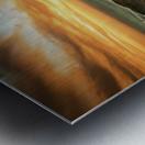 panorami Metal print