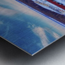 Lonoke, AR | Remington Winter Metal print