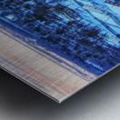 Lonoke, AR | Snowday! Metal print