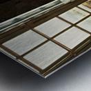 Versailles & Window Metal print